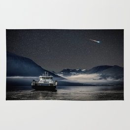 On the Water Under the Stars Rug