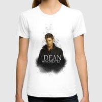 dean winchester T-shirts featuring Dean Winchester - Supernatural by KanaHyde