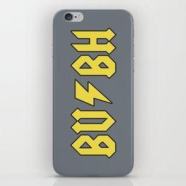 Butt-Head (BV & BH) iPhone Skin