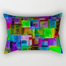 Rooms Two Rectangular Pillow