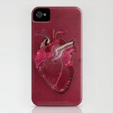 Digital Heart iPhone (4, 4s) Slim Case