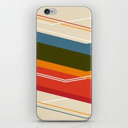 Untitled VIII iPhone Skin