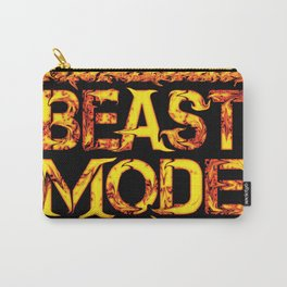Beast Mode Fired Up Carry-All Pouch