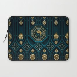 Yin Yang Laptop Sleeve