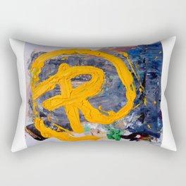 Bolso R Rectangular Pillow