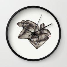 Paperoll Wall Clock