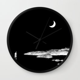 Escape No.1 Wall Clock
