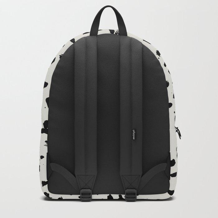 Modern Polka Dots Backpack