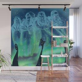 Viking warriors soul Wall Mural