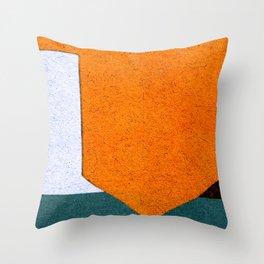Polynya Throw Pillow