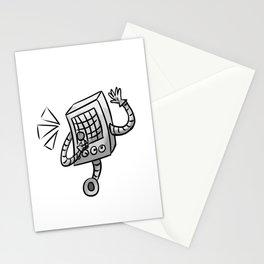 MTT Brand B&W Stationery Cards