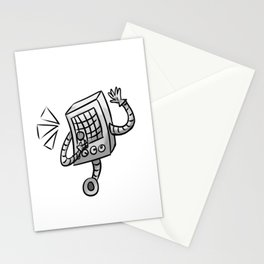 MTT Brand B&W Stationery Cards