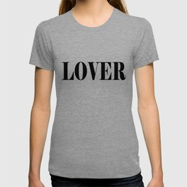 LV LOVER T-shirt