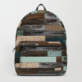 Wood in the Wall Backpack