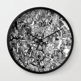 Landfill Pt. 2 Wall Clock