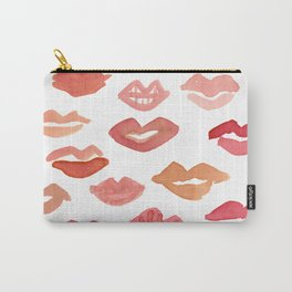 Don't get Lippy Carry-All Pouch