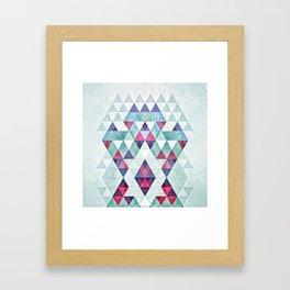 crwwn hym Framed Art Print