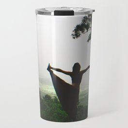 Forest Yoga Travel Mug