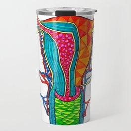 Ovarian Travel Mug