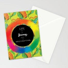 Journey, Destination Stationery Cards