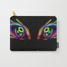 Neonified (black) Carry-All Pouch