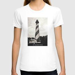 St. Augustine Florida Lighthouse T-shirt