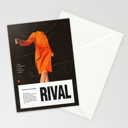 Self Rival Stationery Cards