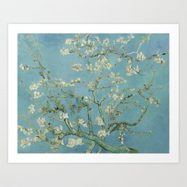 CLASSICS: Van Gogh's Almond Blossom Art Print