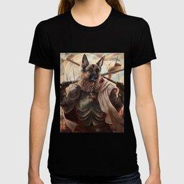 Joan of Bark T-shirt