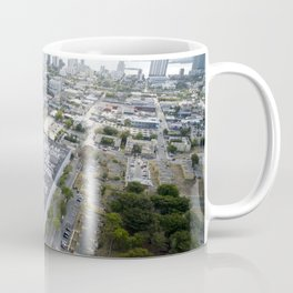 Poems to the Sky - I AM FROM A PLACE WHERE IT DOES NOT SNOW Coffee Mug