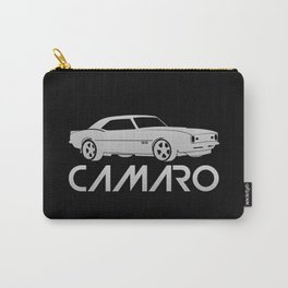 Chevrolet Camaro SS - silver - Carry-All Pouch