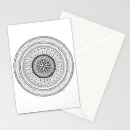 Zendala - Zentangle®-Inspired Art - ZIA 17 Stationery Cards
