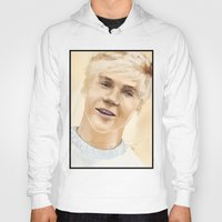 niall Hoodies featuring Niall by Sayrise