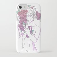 heymonster iPhone & iPod Cases featuring Pretty Boy 1 by heymonster