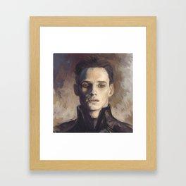 Balem Abrasax Framed Art Print