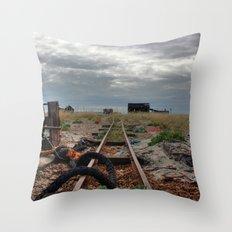 Forgotten Journey Throw Pillow