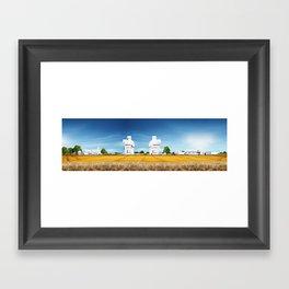 Josephburg Framed Art Print