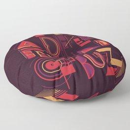 A Different Buzz Floor Pillow