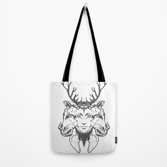 GOD II Tote Bag