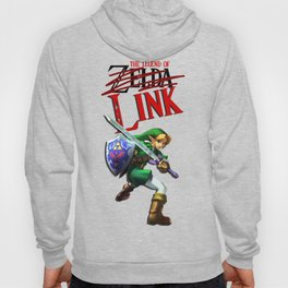 The Legend of Link Hoody