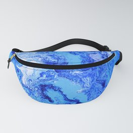 Blue Smoke Fanny Pack