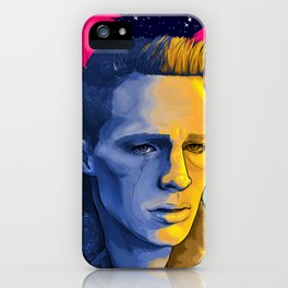 Celestial Beach - Colton Haynes Fanart. (Teen Wolf & Arrow)  iPhone Case
