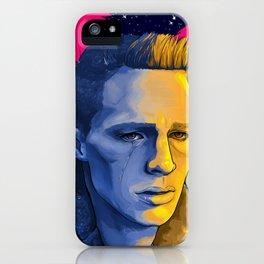 Celestial Beach - Colton Haynes Fanart. (Teen Wolf & Arrow)  iPhone Case