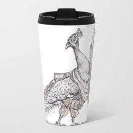Tiny Dancer - Bollywood Peacock Travel Mug
