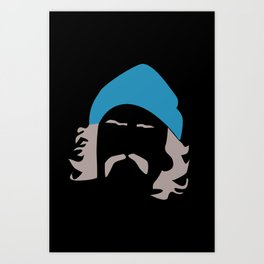 cheech marin Art Print