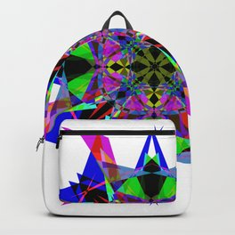 Coral Crystal Cockroach Backpack