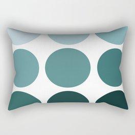 Day in Wellfleet Bay Rectangular Pillow