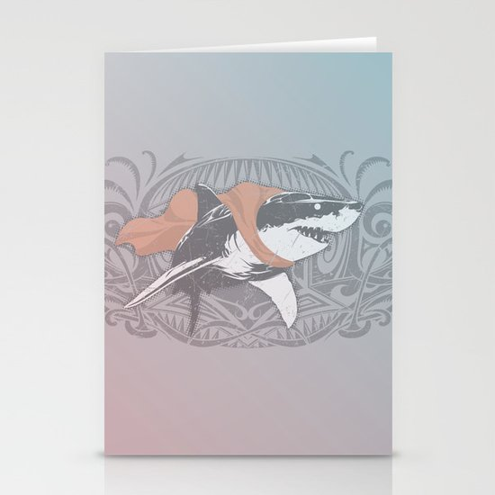 Fearless Creature: Whitey Stationery Cards
