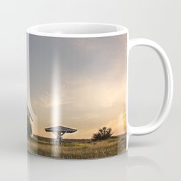 Galpin Church, Montana Prairie 2 Coffee Mug