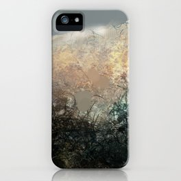 Hill Side iPhone Case